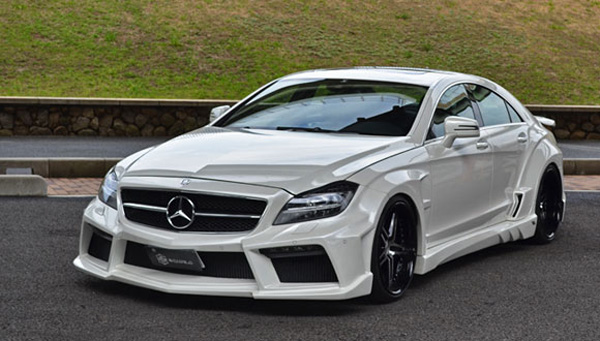 Mercedes-Benz CLS W218 от Vitt Performance