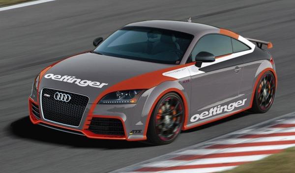 Audi представила новые купе и кабриолет TT рекомендации